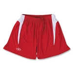 Xara Women's Challenge Soccer Shorts (Red)