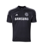Chelsea 13/14 Youth Third Soccer Jersey