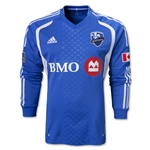 Montreal Impact 2013 Authentic LS Primary Soccer Jersey