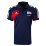 New England Revolution ClimaCool Polo