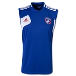 FC Dallas Sleeveless Training Jersey