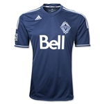 Vanouver Whitecaps 2013 Secondary Soccer Jersey