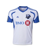 Montreal Impact 2013 Secondary Youth Soccer Jersey