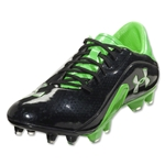 Under Armour Spine Blur FG (Black/Poison/Metallic Silver)
