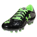 Under Armour Blur Flash Junior (Black/Poison/Charcoal)