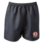University of Alabama Rugby Shorts (Black)