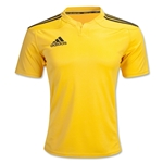 adidas Three Stripe I3 Rugby Jersey (Sunshine)
