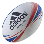 adidas Torpedo X-Tend 13 Training Rugby Ball