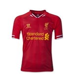 Liverpool 13/14 Youth Home Soccer Jersey