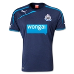 Newcastle United 13/14 Away Soccer Jersey