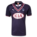 Bordeaux 13/14 Home Soccer Jersey