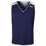 Under Armour Team Practice Jersey (Navy/White)