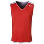 Under Armour Team Practice Jersey (Org/Wht)