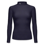 Under Armour Women's SubZero LS T-Shirt (Navy)