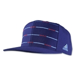 Chicago Fire Flat Brim Cap