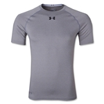 Under Armour Heatgear Sonic Compression T-Shirt (Red/Silver)