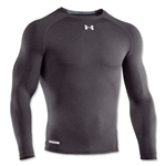 Under Armour Heatgear Sonic Compression LS T-Shirt (Dark Gray)