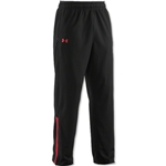 Under Armour Campus Warm-Up Pant (Blk/Red)