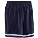 Under Armour Women's Highlight Short (Navy/White)