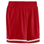 Under Armour Women's Highlight Short (Sc/Wh)