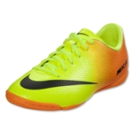 Nike Mercurial Victory IV IC Junior (Volt/Black)