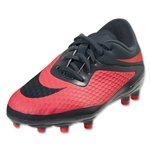 Nike Hypervenom Phelon FG Junior (Dark Armory Blue)