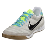 Nike Tiempo Natural IV LTR IC (Light Bone/Black)
