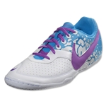Nike FC247 Elastico II (White/Laser Purple/Blue Hero)