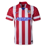 Atletico Madrid 13/14 Jersey de Futbol Local