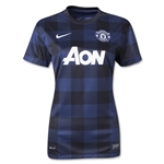 Manchester United 13/14 Women's Away Soccer Jersey