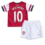 Arsenal 13/14 WILSHERE Infant Home Kit
