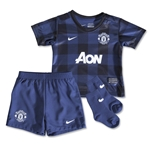 Manchester United 13/14 Infant Away Soccer Kit