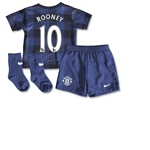 Manchester United 13/14 ROONEY Infant Away Kit