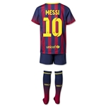 Barcelona 13/14 MESSI Kids Home Kit