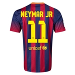 Barcelona 13/14 NEYMAR JR Jersey de Futbol Local
