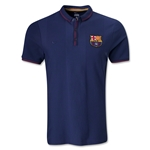 Barcelona Slim Collar Polo