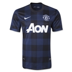 Manchester United 13/14 Away Soccer Jersey