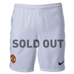 Manchester United 13/14 Home Soccer Short [SOLD OUT]