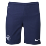 Manchester United 13/14 Away Soccer Short