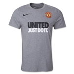 Manchester United Just Do It T-Shirt