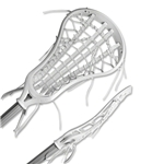 deBeer Bliss Women's Complete Lacrosse Stick (White)