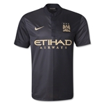 Manchester City 13/14 Away Soccer Jersey