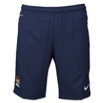 Manchester City 13/14 Third Soccer Short