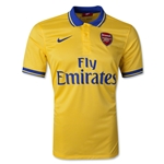 Arsenal 13/14 Away Soccer Jersey