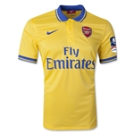 Arsenal 13/14 FA Cup Away Soccer Jersey