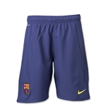 Barcelona 13/14 Youth Home Soccer Short