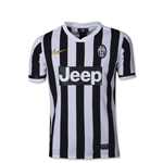 Juventus 13/14 Youth Home Soccer Jersey