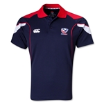 USA Rugby Dry Supporters Polo
