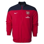 Arsenal Squad Sideline Jacket 2
