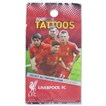 Liverpool Temporary Tattoos